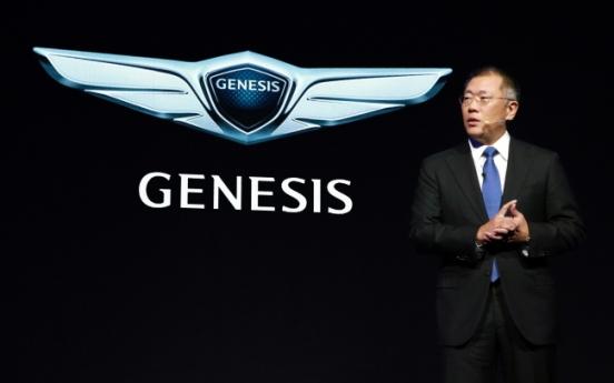Hyundai Motor launches global luxury brand Genesis