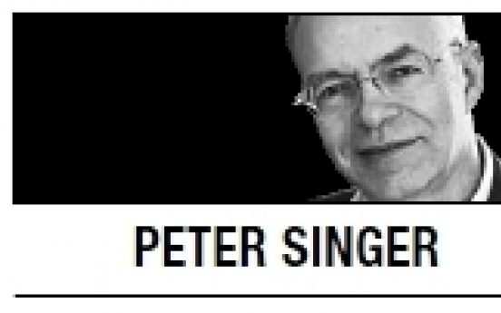 [Peter Singer] Paris and the fate of the earth