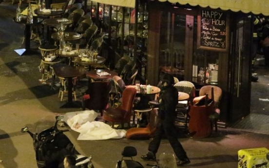 At least 100 hostages dead in Paris theater: Official