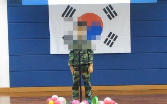 Kindergarteners' blast anti-communism contest sparks controversy