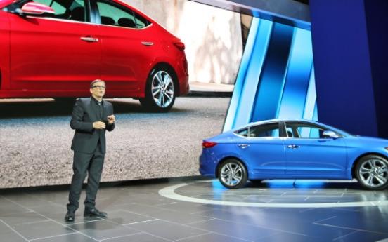 Hyundai, Kia debut new Elantra, Sportage in U.S.