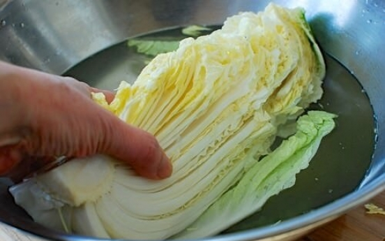Make your own kimchi