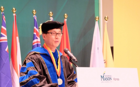 George Mason Korea head sees bigger role for colleges