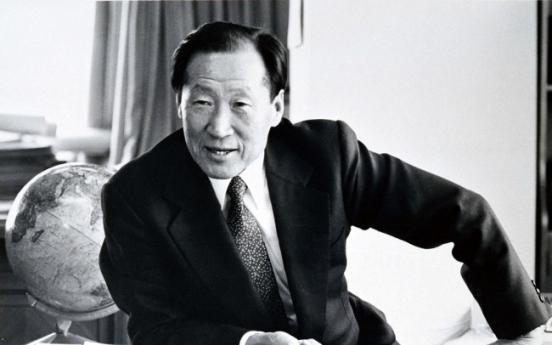 Hyundai founder's saga inspires beyond generation