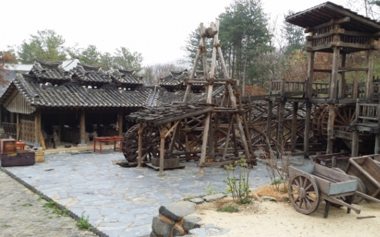 Relive Korean dramas at Yongin theme park