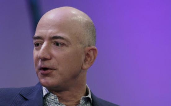 [Newsmaker] Bezos' firm claims rocket breakthrough