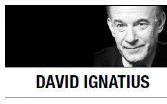 [David Ignatius] Three Middle East unsung heroes