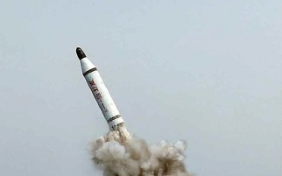 N.K. apparently fails to launch ballistic missile from sub