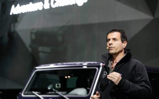 Mercedes-Benz Korea aims to double SUV sales