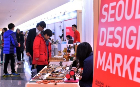 Creative, eye-catching goods available at Seoul Design Market