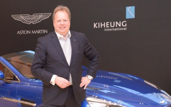 Aston Martin sees hope in SUV, EV strategy
