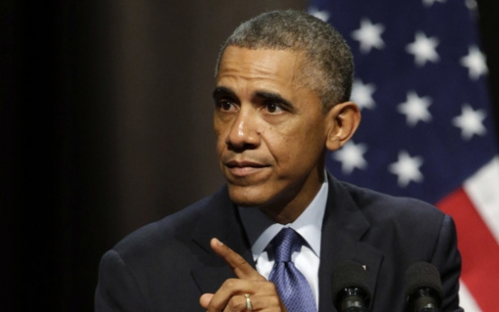 Obama to urge Americans not to give into fear of terrorism
