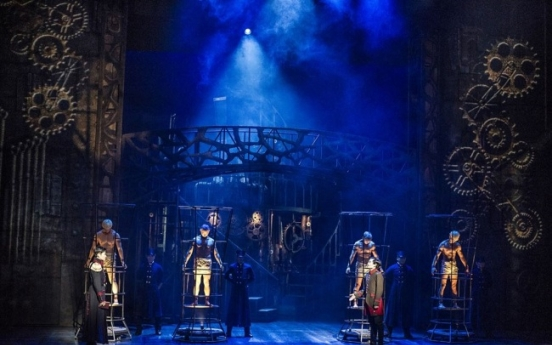 [Herald Review] Frankenstein' musical grim, but totally worth it