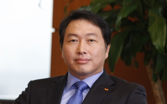 [Newsmaker]After warm-up, SK chief may return to board