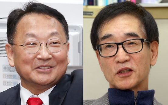 Saenuri lawmaker Yoo tapped as finance minister