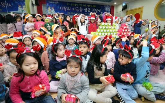 Dispute rises over child care budget in South Korea