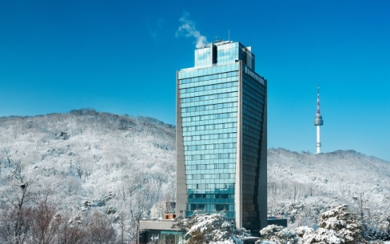 Banyan Tree Club & Spa Seoul, urban oasis in the heart of city