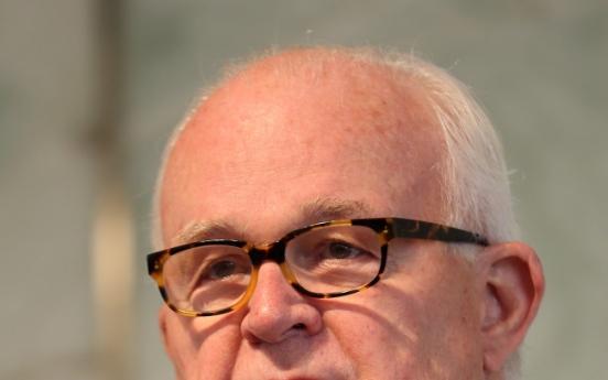 Former U.S. envoy on N.K. dies
