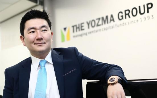 Korea can surpass Israel's start-up success: Yozma Korea chief