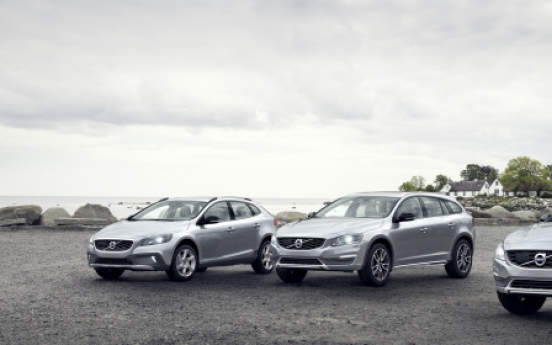 Sales of Volvo vehicles jump 42.4% in 2015