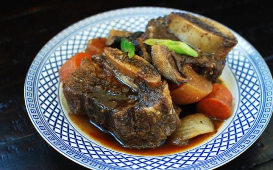 Home cooking: Slow cooker galbijjim (braised short ribs)