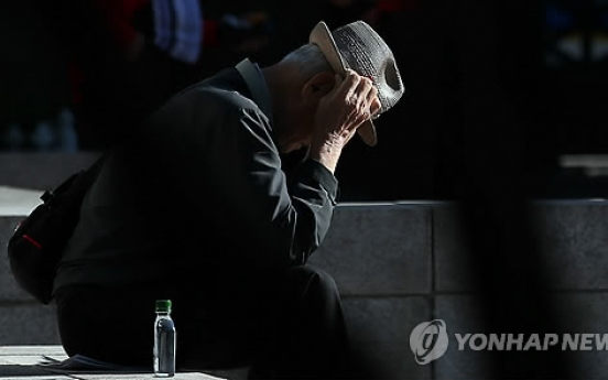Four in 10 Korean households unprepared for old age: report