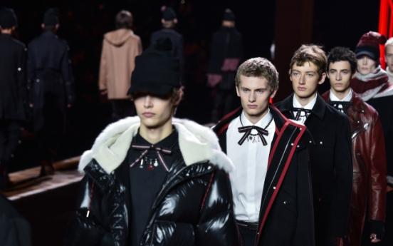 Dior creates millionaire skateboarders' perfect wardrobe