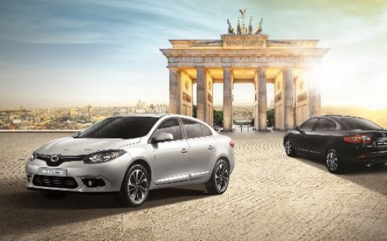 Diesel SM3 fuels subcompact sedan competition