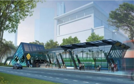Ssangyong E&C-led joint venture wins $252m subway deal in Singapore