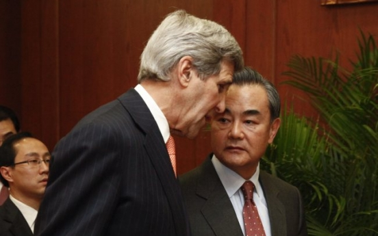 US, China spar over North Korea, South China Sea