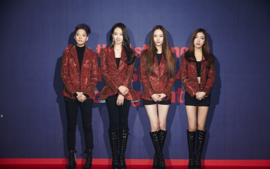 F(x) let loose for first concert