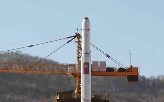 N. Korea tells U.N. agencies it will launch satellite between Feb. 8-25