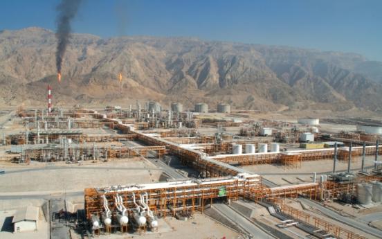 GS E&C seeks to retake lead in Iran's construction market