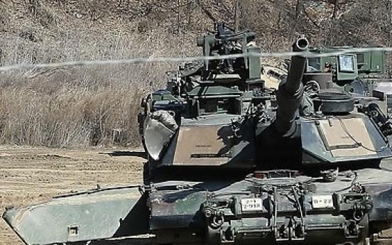 Korea-U.S. drills to map out N. K. endgame scenario