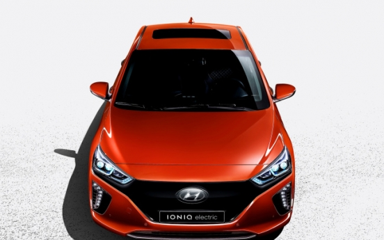 Hyundai Motor likely to debut Ioniq EV in Jeju