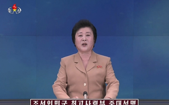 N. Korea warns of 'pre-emptive' strike against South, U.S.