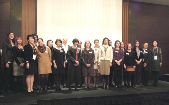 SIWA honors charity bazaar contributors