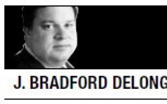 [J. Bradford DeLong] Economy needs pragmatism, not ideology