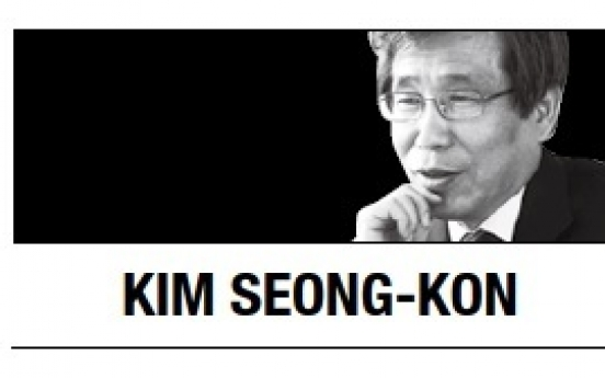 [Kim Seong-kon] Is Korea a pawn on the international chessboard?
