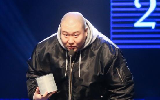 Hip-hop, rap take top trophies at KMAs