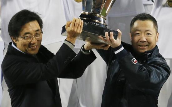 Doosan Group chairman Park Jeong-won proves his worth