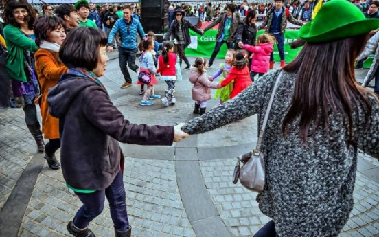 St. Patrick's Day set to return to Seoul