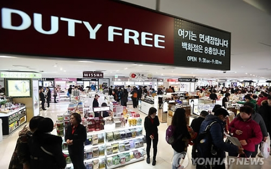 Duty-free operators deliver mixed reactions to regulations change
