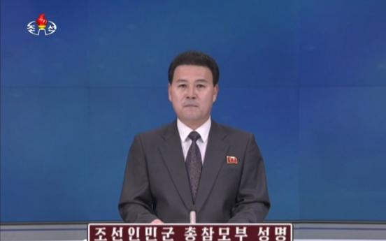 N.K. warns of preemptive strikes against the South