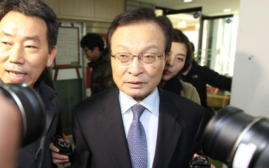 Former P.M. quits Minjoo Party in nomination feud