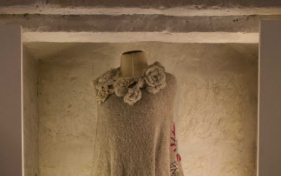 Alpaca fiber from Peru destined for luxury stores