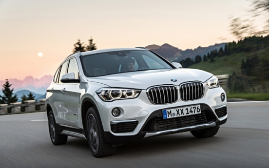 BMW entices compact SUV buyers with new X1