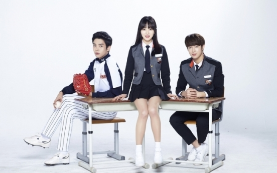 Viewers to choose ending in new Web drama 'Click Your Heart'