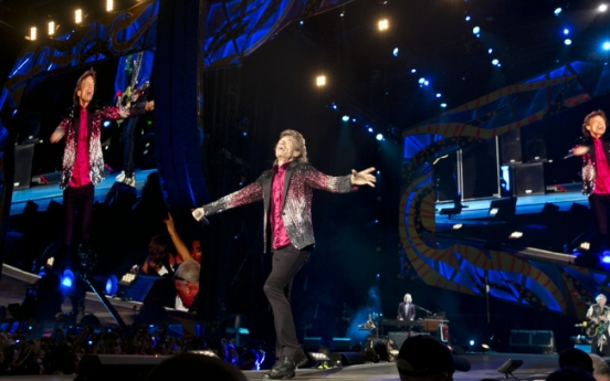 Rolling Stones give historic free concert in Cuba