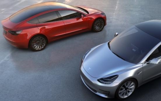 Model 3 to trigger `big bang' of EVs in Korea
